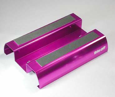 TO-008P Take Off CAR STAND Purple Ergal