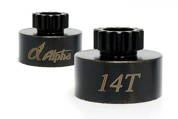 TU-E021049 Alpha campana frizione Off-Road HD 26,4 mm. (14T)