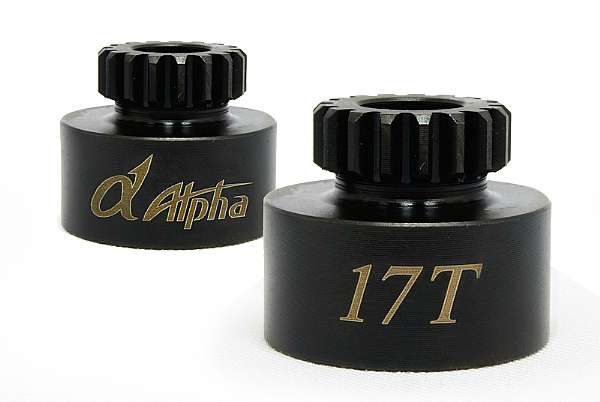 TU-E021052 Alpha campana frizione Off-Road HD 26,4 mm. (17T)