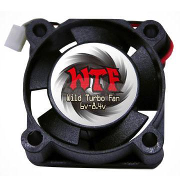 WTF25AC WTF 25x25mm ESC Ultra cooling fan cuscinettata