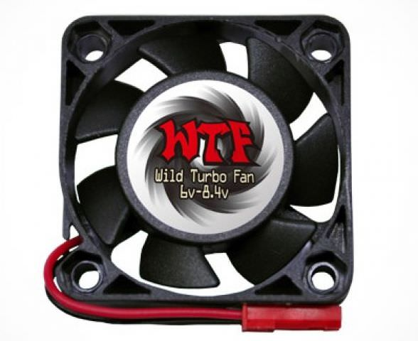 WTF40AC WTF 40x40mm Ultra Hight Speed motor fan cuscinettata