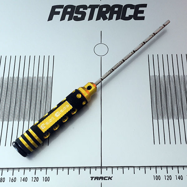 FR-NF012 FastRace Arm Reamer 3mm Light