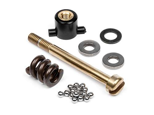 HB67725 Hot Bodies TCX 1/10 VITI DIFF SET