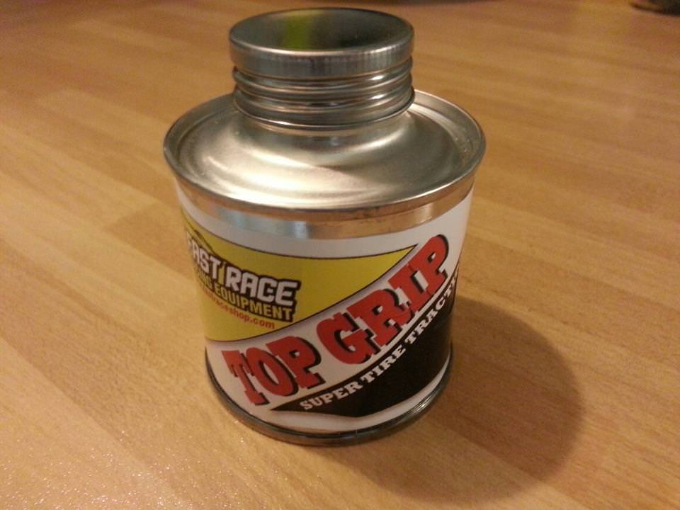 FR5080 Fast Race TOP GRIP additivo per gomme