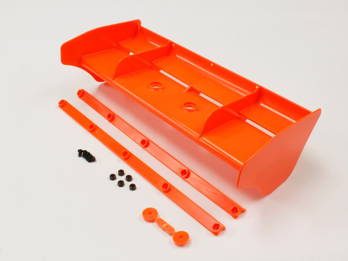 IF491KO Kyosho TKI4 NYLON WING  INFERNO MP9 TKI4 -  ORANGE