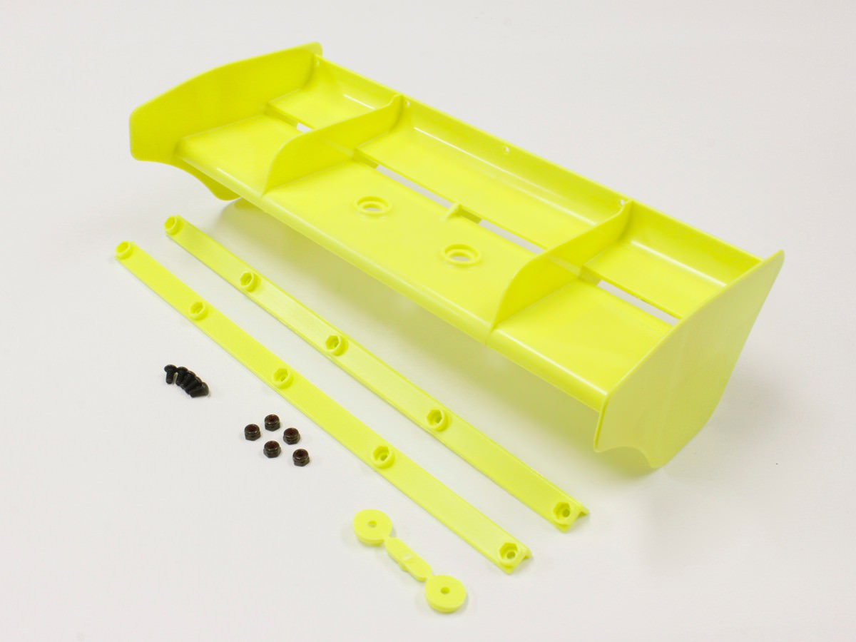 IF491KY Kyosho TKI4 NYLON WING  INFERNO MP9 TKI4 -  YELLOW