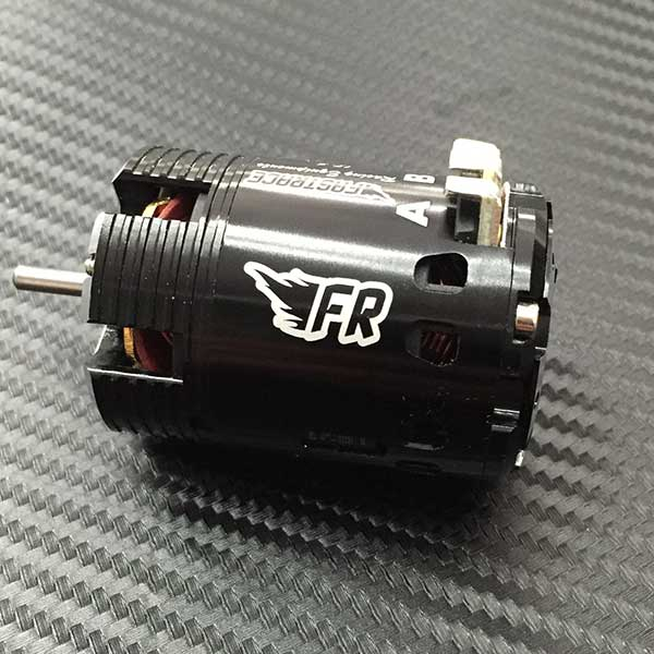 FR54045 FastRace motore brushless sensored modified 4.5T