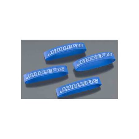 J2005 Jconcepts Tire Rubber Bands (8 pcs) for 1/8 and 1/10