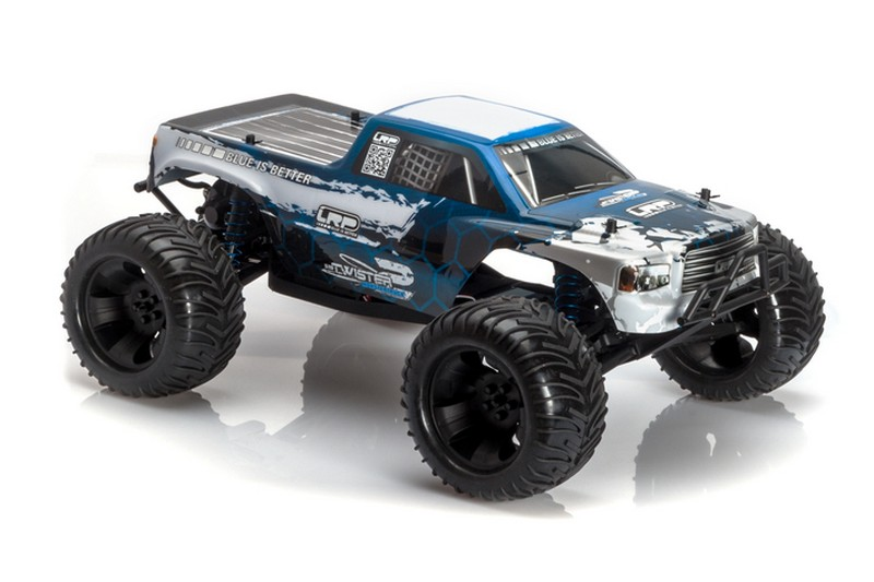 120811LE LRP S10 Twister 2 Monster-Truck 2WD LIMITED EDITION - 1/10 Electric 2WD 2,4GHz Monster-Truck RTR