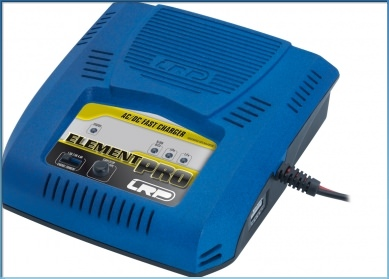 41220 LRP AC/DC Element Pro Charger