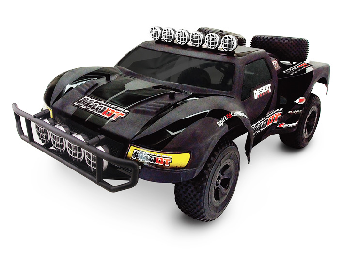 70268 M40DT Brushless Version Ready Set Scale : 1/10