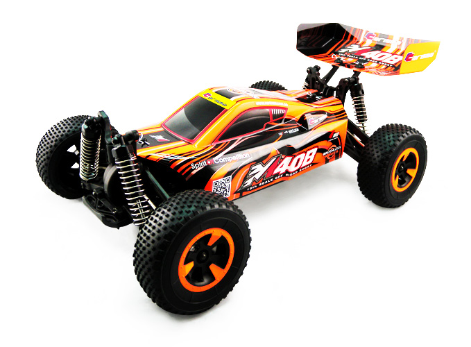 71068 M40B Brushless Version Ready Set Scale : 1/10