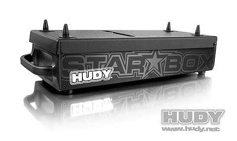 104400 Hudy avviatore Star-Box on-road 1/8