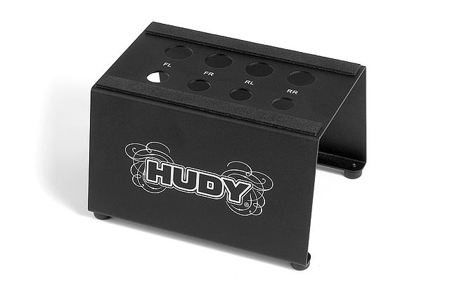 108170 HUDY Off-Road e Truggy Car Stand