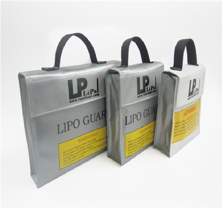 FRLB02 FastRace Borsa Li-po Safety Bag 240x65x180