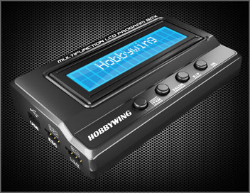 HW30502000 Multifunction LCD 2.0 Program