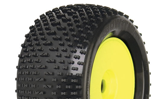 1134-00 Proline gomme Bow Tie MTR Truggy