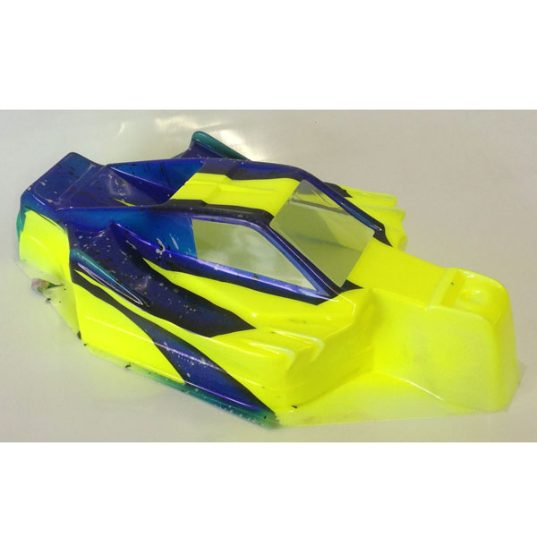 FROFF44A6 FastRace Carrozzeria verniciata Utrawing Asso RC8B3 Blue - Yellow