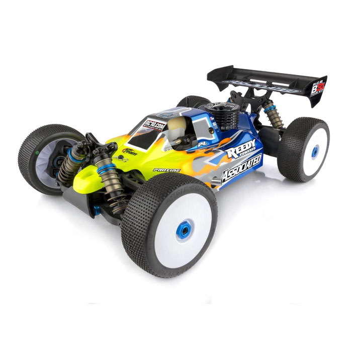 80935 TEAM ASSOCIATED RC8B3.1 Nitro Team Kit 1:8 Nitro-Buggy 4WD Team Kit