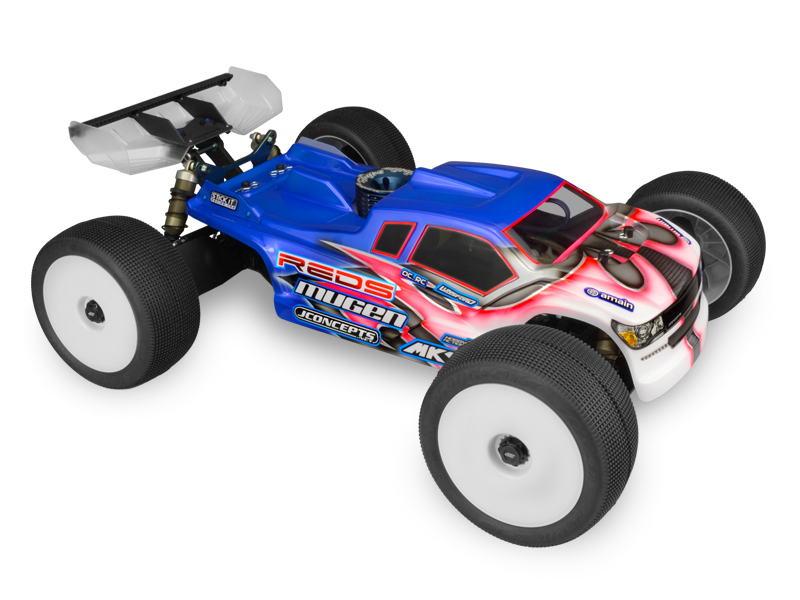 0335 Jconcepts Carrozzeria FINNISHER - MUGEN MBX-7TR BODY (FITS - MUGEN MBX-7TR) TRUGGY