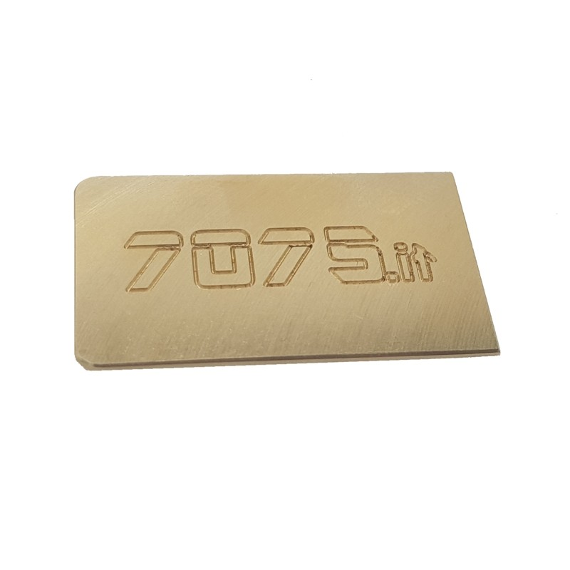 FF75-MT02GH 7075.it Battery Plate 5 gr -MUGEN MTC1