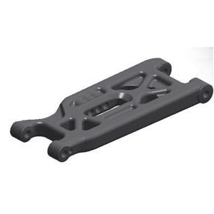 322110-G Xray COMPOSITE SUSPENSION ARM FRONT LOWER - GRAPHITE