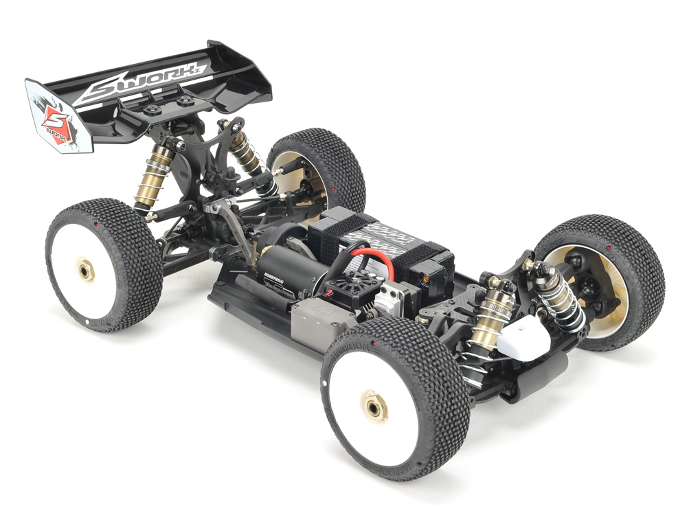 SW-910027 SWORKz S35-3E 1/8 BrushLess Po