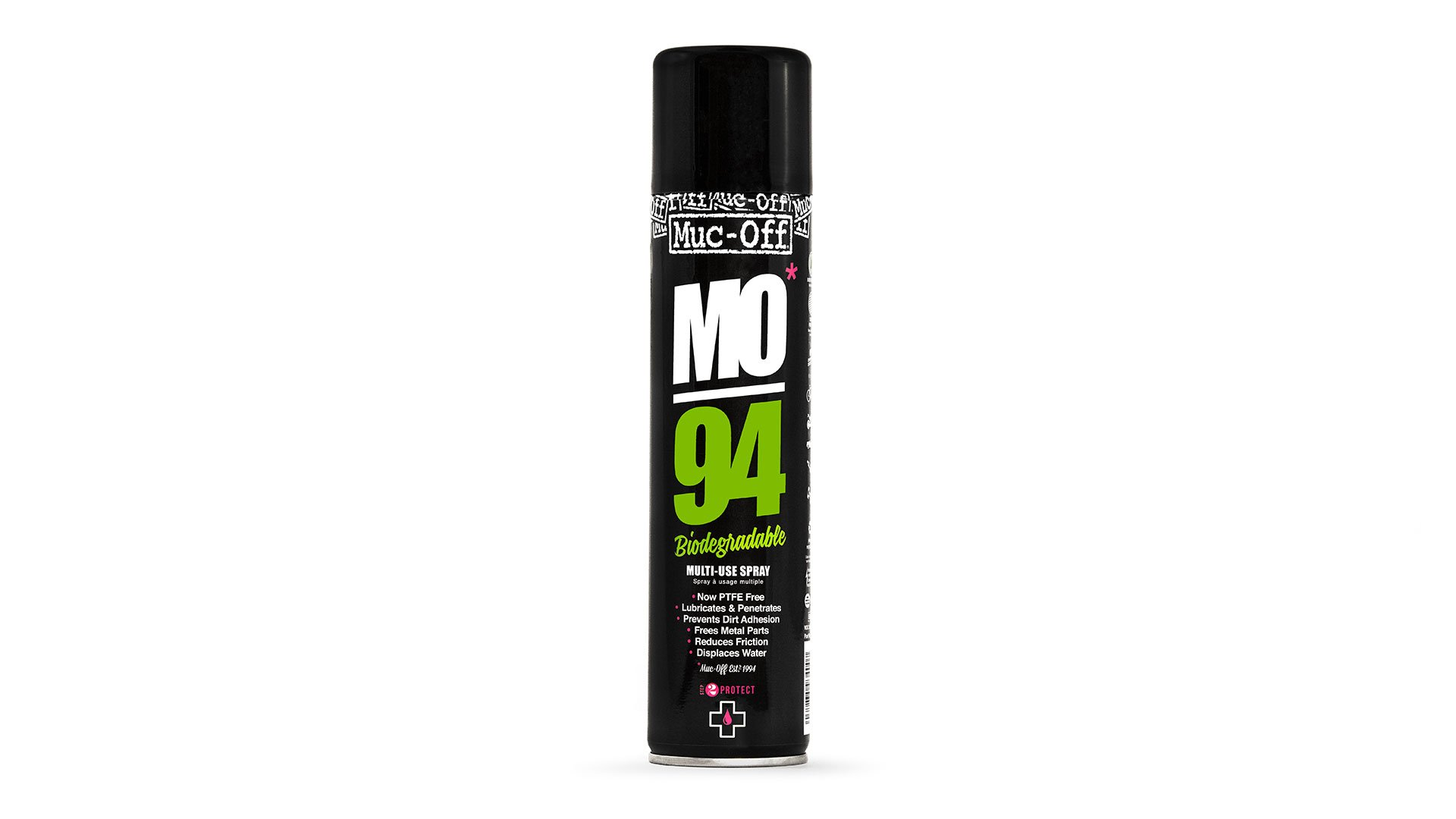 MUC-OFF MO94 Multi- use spray with PTFE