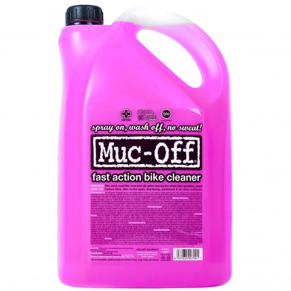 MUC-OFF Detergente CLEANER (5 L)