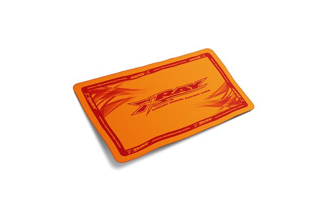 397292-O XRAY Pit Towel 730 x 450 - Orange