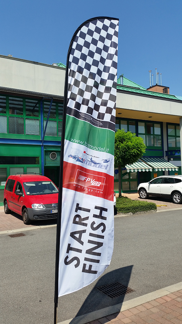 STARTFLAG RACING FLAG START AND FINISH