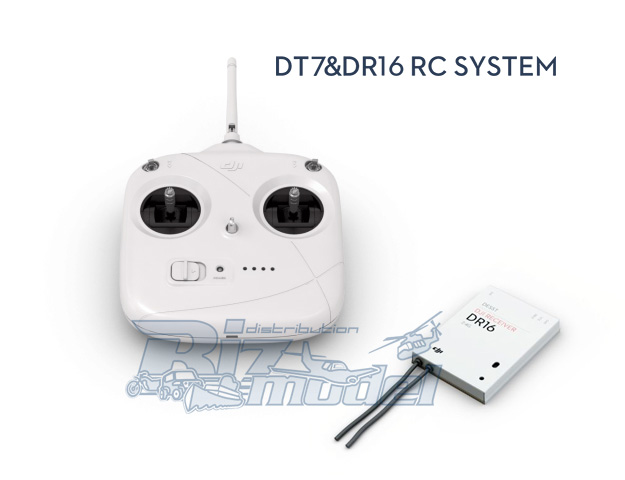 DJI9DT7 DT7(include transmitter and DR16 D-Bus receiver)