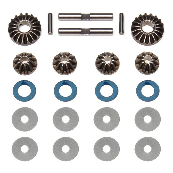 89120 Team Associated Diff Gears and Pin