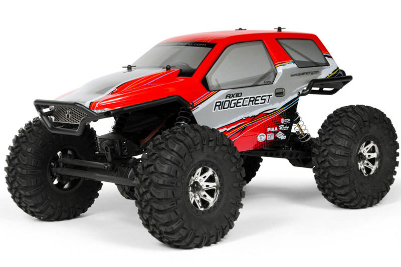 AX90019 Axial RTC 1/10th Scale Electric 4WD - RTR