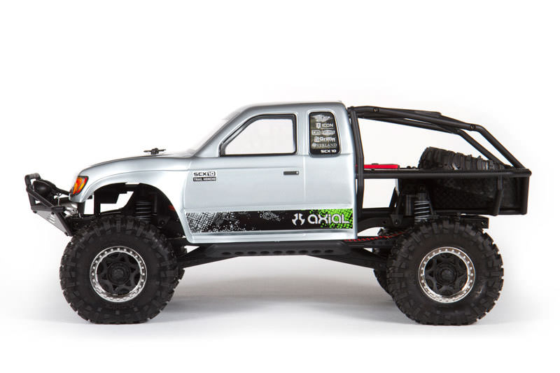 AX90022 Axial SCX10 Honcho 1/10th Scale Electric 4WD - RTR