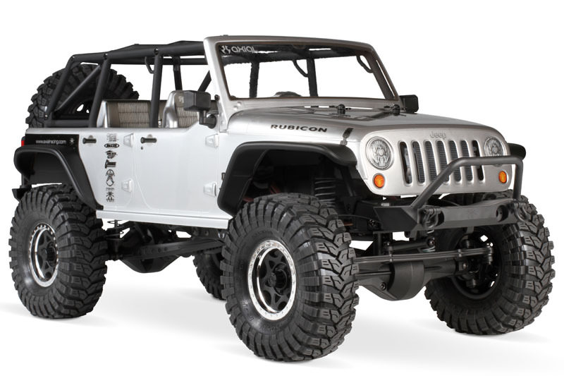 AX90028 Axial SCX10 Jeep Wrangler Rubicon Illimitato 4WD - RTR