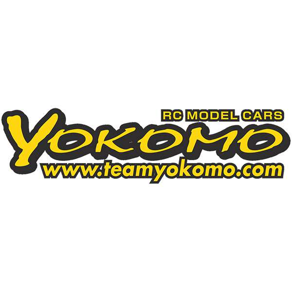 B7-412RW Yokomo BD7 Rear stabilizer wire set (d.1.0 1.6/6pcs)