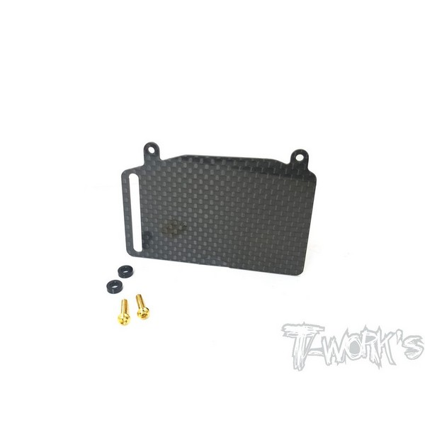 TO-255-RC8 T-WORKS Graphite  Fuel Tank G
