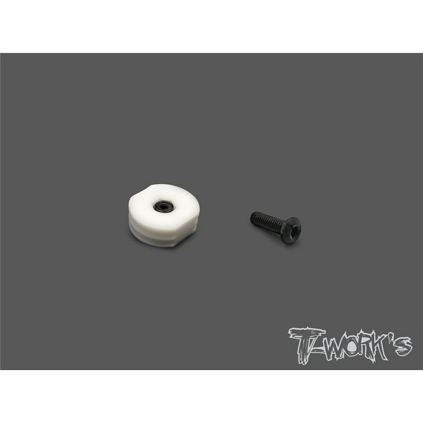 TG-055B T-WORKS Manifold Support ( Type B 7mm Height ) for Mugen MBX8