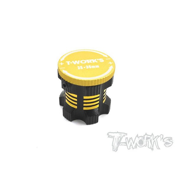 TT-036 T-WORKS Adjustable Ride Height Gauge 25-35mm