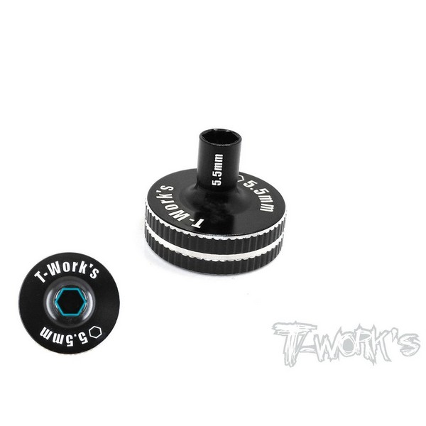 TT-038 T-WORKS 5.5mm Short Nut Driver