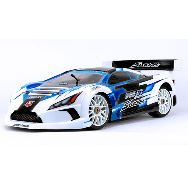 SW-910028 SWORKz S35-GT 1/8 Pro Nitro On-Road GT KIT