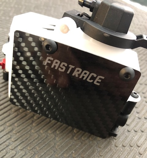 FR366SW FastRace Japan Carbon Fiber Fuel
