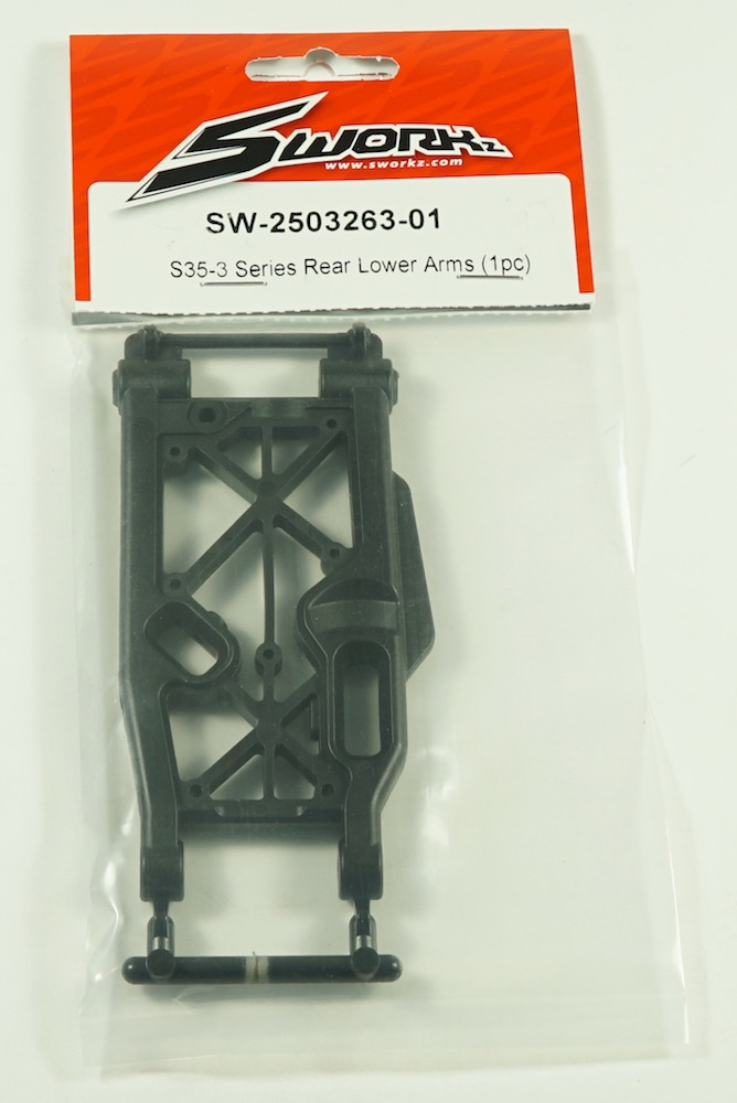 SW-2503263AMR SWORKz Rear Lower Arms Med