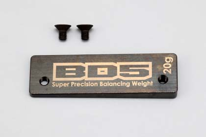 BD-BW20 YOKOMO BD7 BD5 World Spec Center Balance Weight (20g)