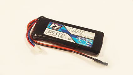EZ-Power PACCO BATTERIE RX 1500 MAH 7,4V