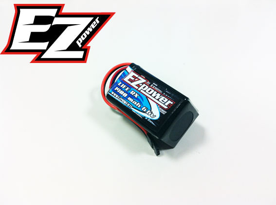 EZ-Power PACCO RX 1900 MAH LIFE 6,6V PIRAMIDE