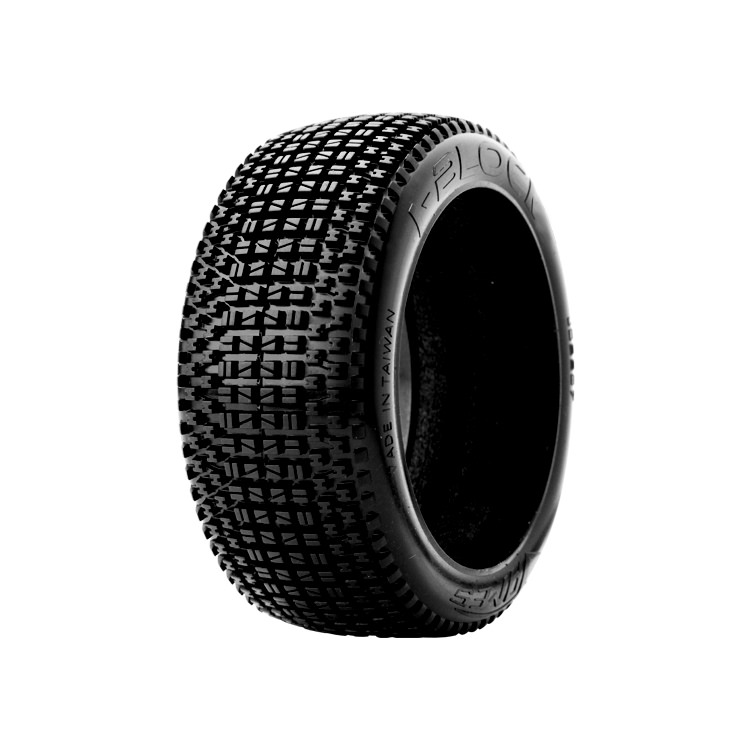 J08B07S2 James Racing I-BLOCK M3 Soft da incollare (2)