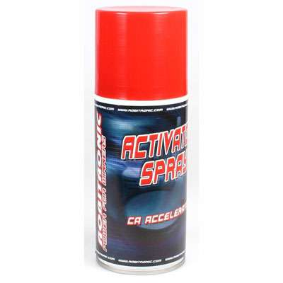 Attivatore spray per colla ciano (150 ml)