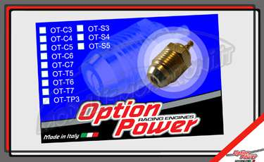 Option Power candela conica Turbo